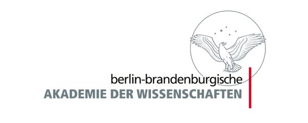 Logo Berlin-Brandenburgische Akademie der Wissenschaften